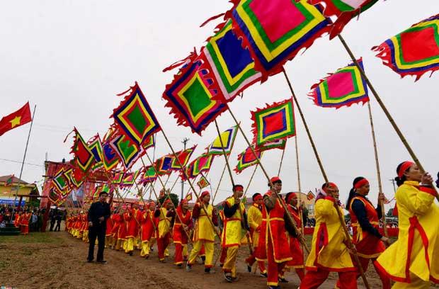 các ngày lễ hội trong năm của Việt nam