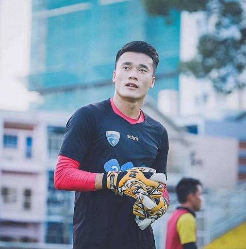 Tiến dũng một trong những soái ca trong đội tuyển U23 Việt Nam