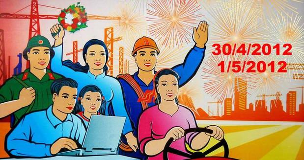 các ngày lễ trong năm - Ngày quốc tế lao động