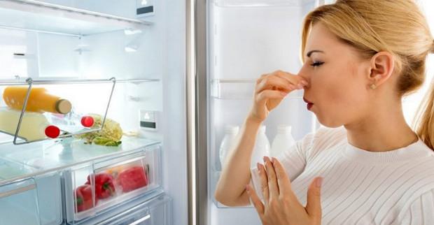 Khử mùi hôi tủ lạnh bằngBaking Soda