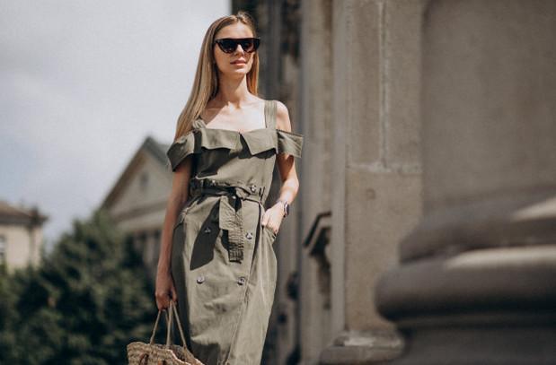 Fashionista luôn biết cách cập nhật xu hướng thời trang