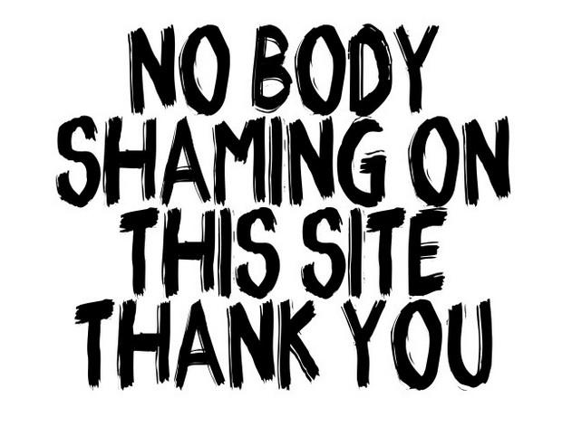 Hãy dừng body shaming ngay hôm nay