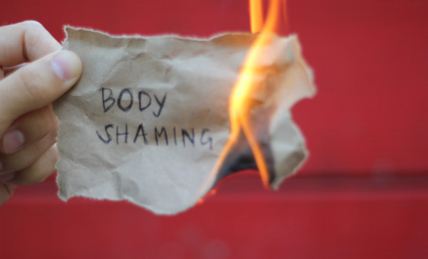 Hãy thể hiện rõ cảm giác của bạn khi bị Body shaming