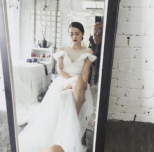 Phạm Hạ Vi cô nàng mẫu lookbook nổi tiếng 01