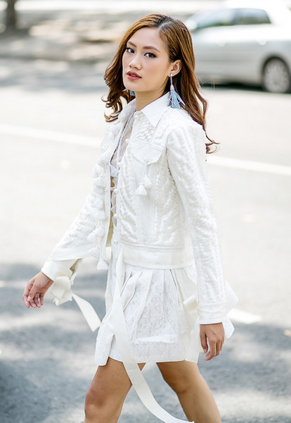 Stylist nữ Pông Chuẩn