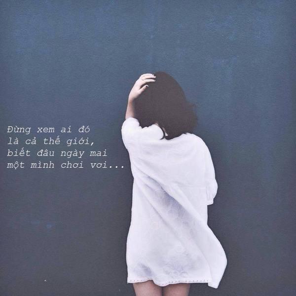 hình ảnh buồn về tình yêu của con gái 003