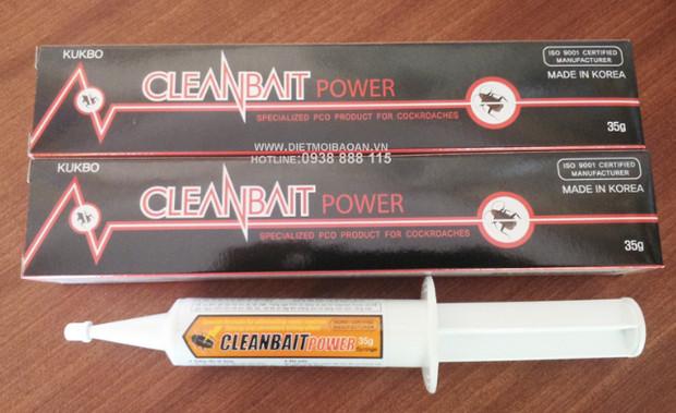 các loại thuốc diệt gián - Thuốc diệt gián Cleanbait Power