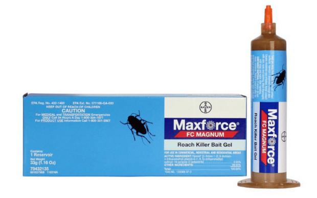 các loại thuốc diệt gián - Thuốc diệt gián Maxforce