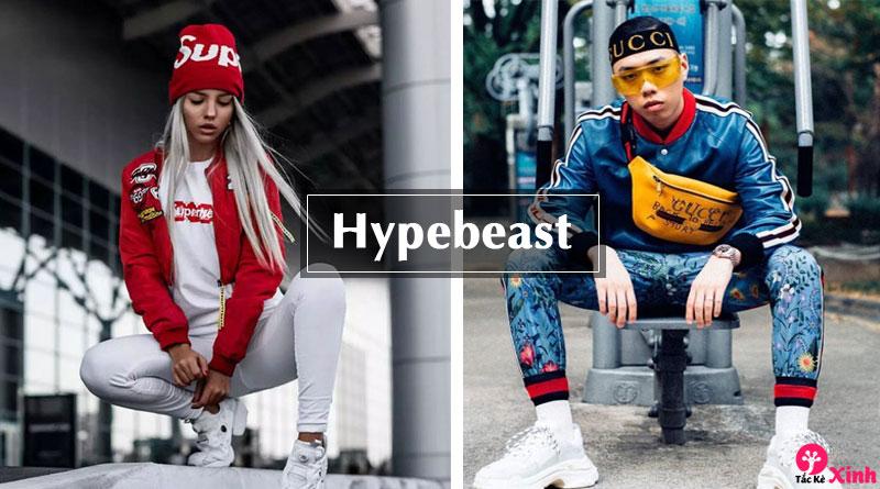 Hypebeast là gì