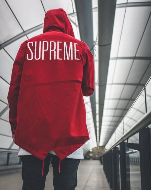 supreme - Thương hiệu được các hypebeast-er Việt Nam yêu thích