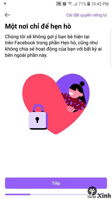 cách bật tính năng hẹn hò trên facebook 02