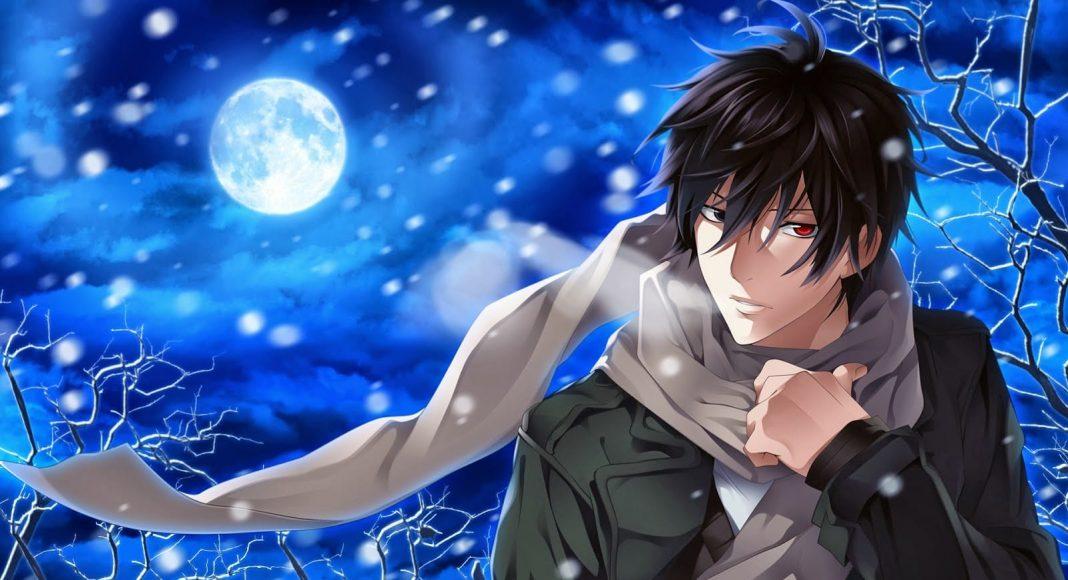 hình ảnh anime boy buồn, cô đơn 13
