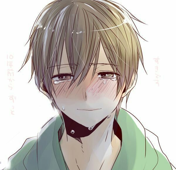 hình ảnh anime boy buồn, cô đơn 33