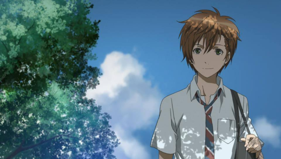 hình ảnh anime boy buồn, cô đơn 36