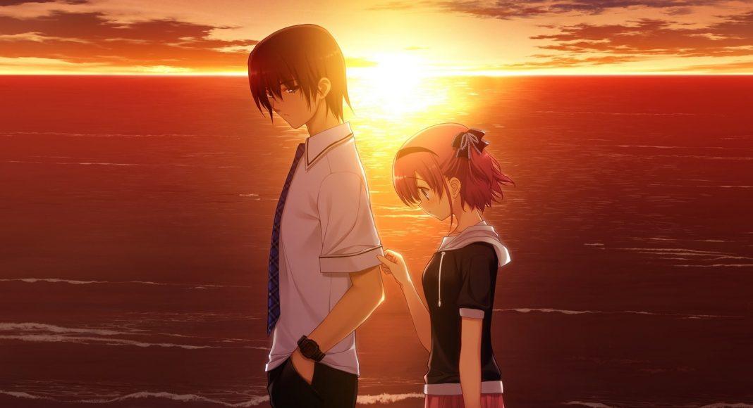 hình ảnh anime boy buồn, cô đơn 37