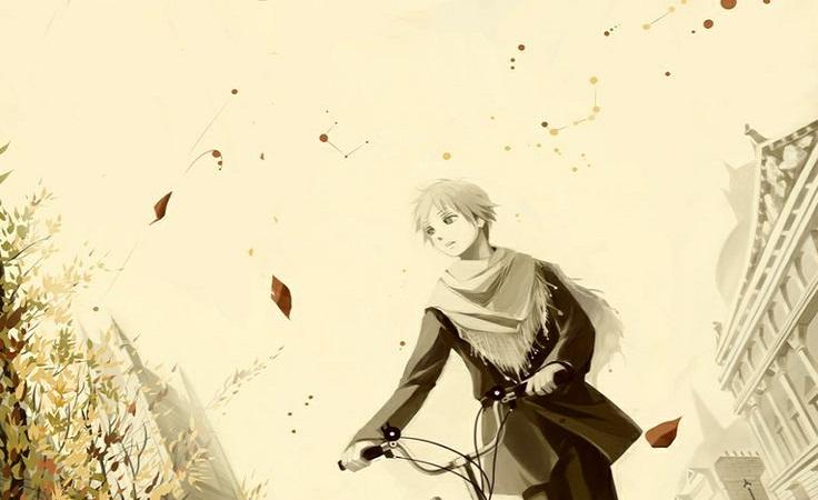 hình ảnh anime boy buồn, cô đơn 04