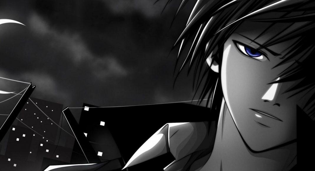 hình ảnh anime boy buồn, cô đơn 40