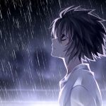 hình ảnh anime boy buồn, cô đơn 42