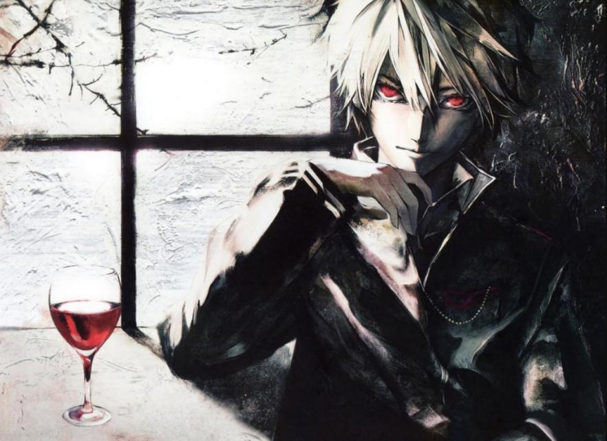 hình ảnh anime boy buồn, cô đơn 47