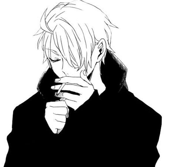 hình ảnh anime boy buồn, cô đơn 48