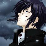 hình ảnh anime boy buồn, cô đơn 05