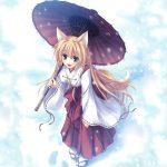 Hình ảnh anime Girl buồn 10