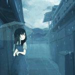 Hình ảnh anime Girl buồn 13