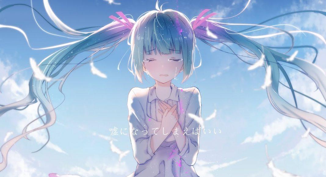 Hình ảnh anime Girl buồn 19