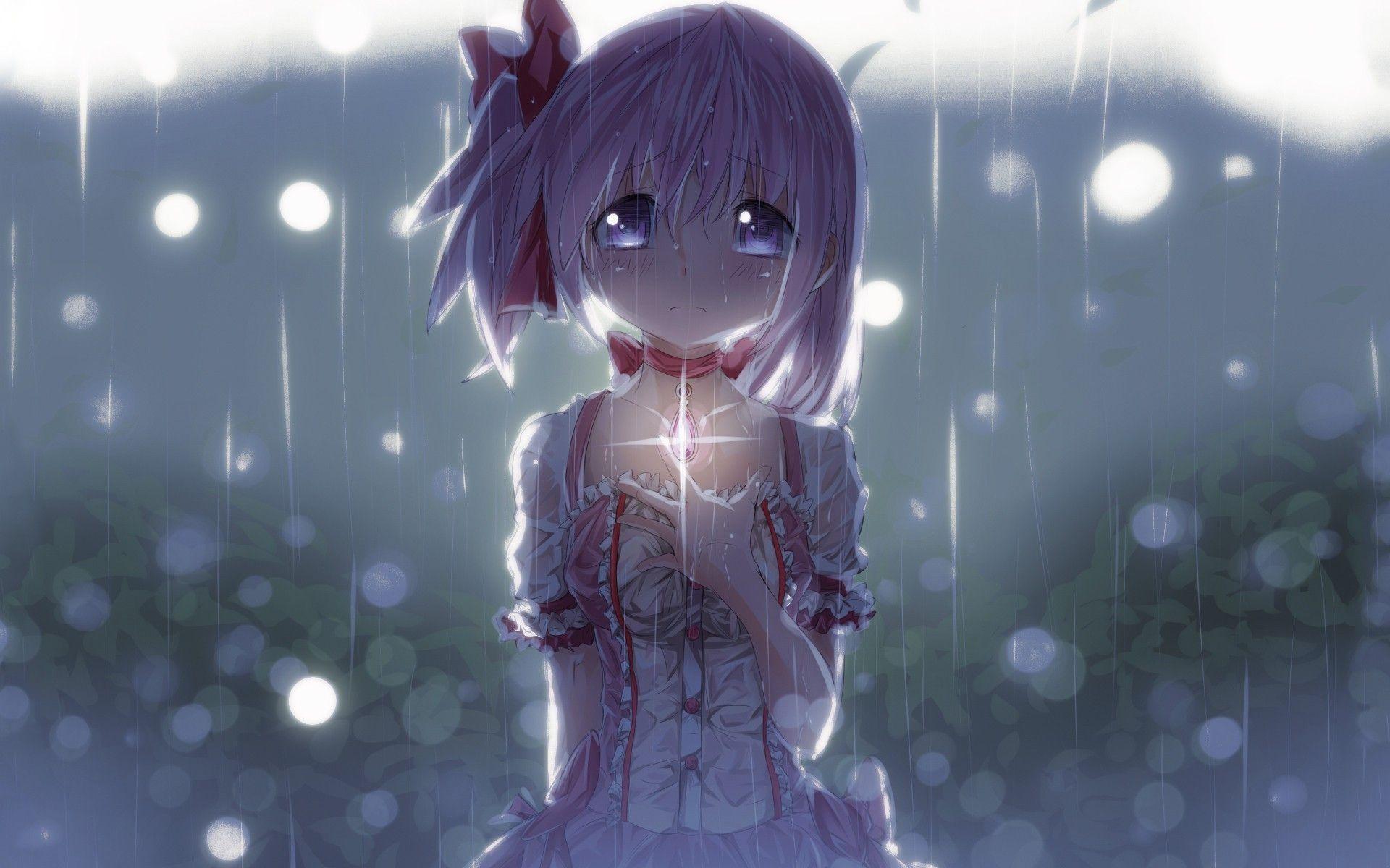 Hình ảnh anime Girl buồn 02