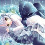 Hình ảnh anime Girl buồn 20