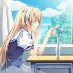 Hình ảnh anime Girl buồn 22