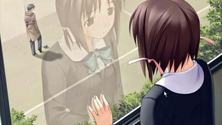 Hình ảnh anime Girl buồn 23