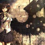 Hình ảnh anime Girl buồn 24
