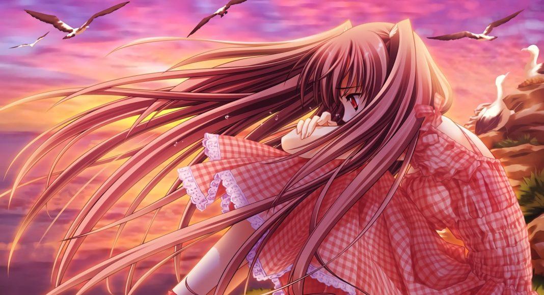 Hình ảnh anime Girl buồn 25