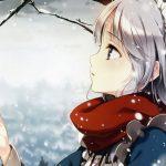 Hình ảnh anime Girl buồn 29