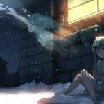 Hình ảnh anime Girl buồn 03
