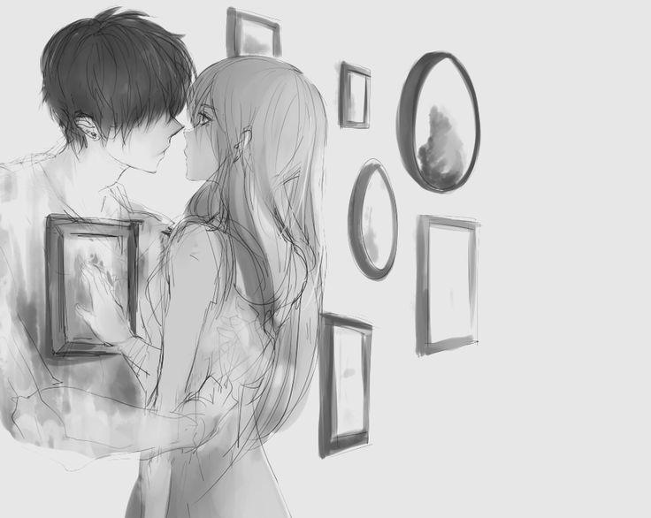 Hình ảnh anime Girl buồn 32