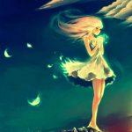 Hình ảnh anime Girl buồn 33