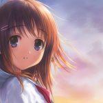 Hình ảnh anime Girl buồn 37