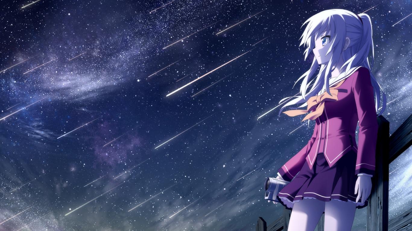 Hình ảnh anime Girl buồn 38