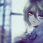 Hình ảnh anime Girl buồn 39