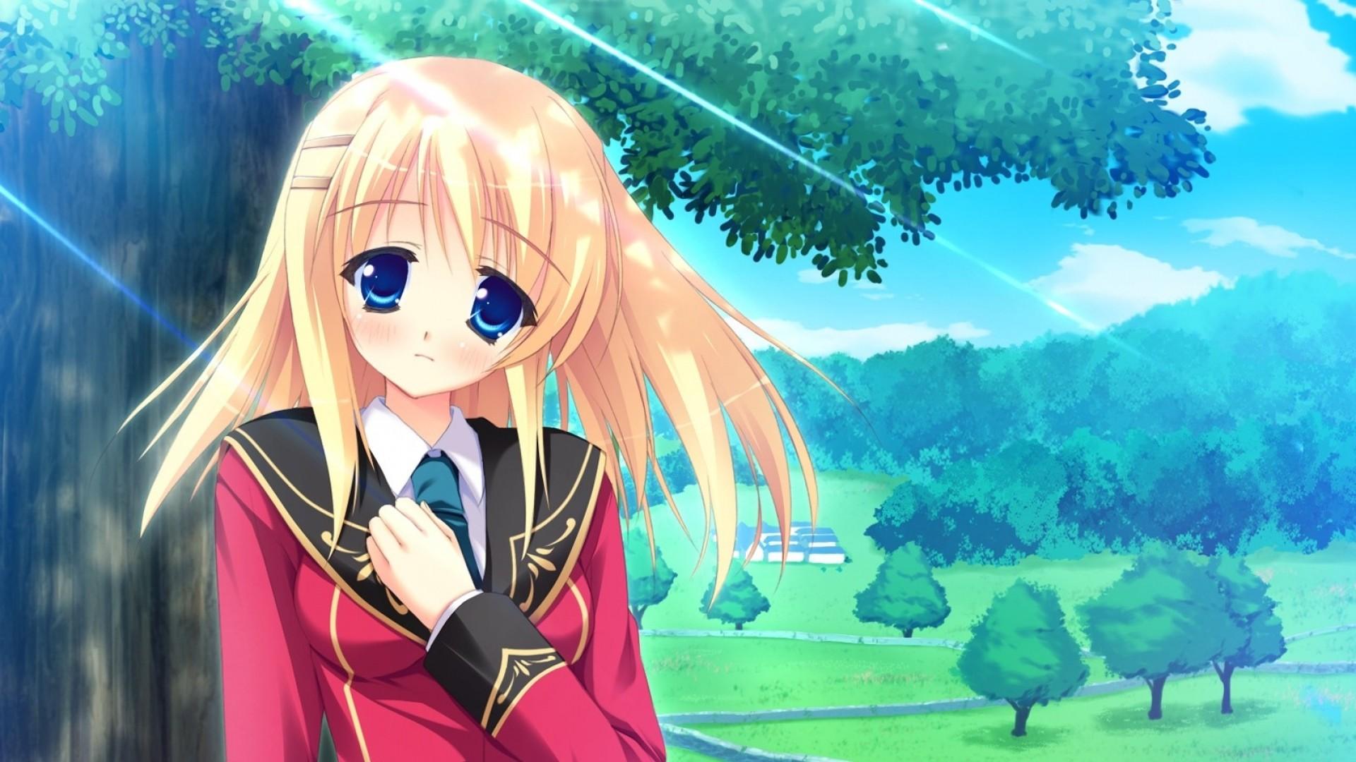 Hình ảnh anime Girl buồn 42