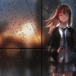 Hình ảnh anime Girl buồn 43