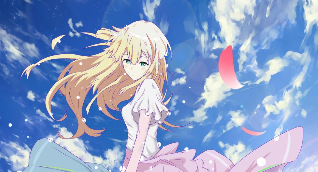 Hình ảnh anime Girl buồn 50