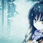 Hình ảnh anime Girl buồn 08