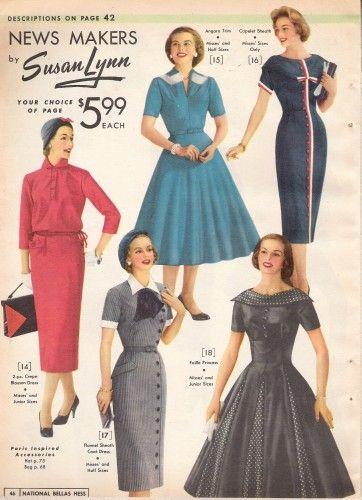 thời trang vintage là gì