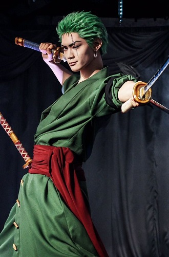 cosplay Roronoa Zoro (One Piece)