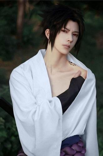 cosplay Sasuke Uchiha (Naruto)