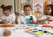 tranh tô màu cho bé 3 tuổi