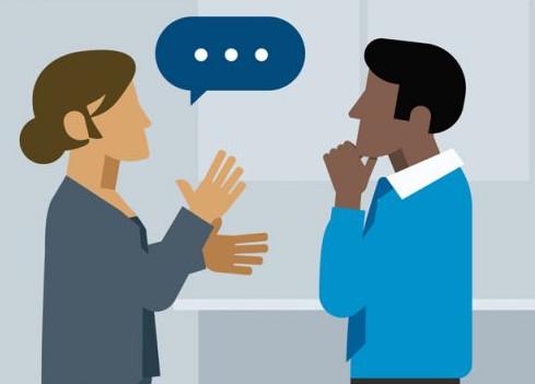 áp dụng việc sử dụng ngôi thứ nhất khi thuyết phục khách hàng